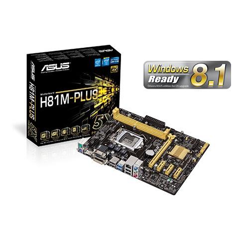 Asus h81-M-Plus